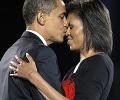 Барак Обама учится танцевать