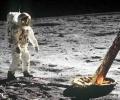 Высадка на Луну (Реставрация)