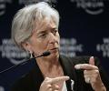 Кристин Лагард стала главой МВФ