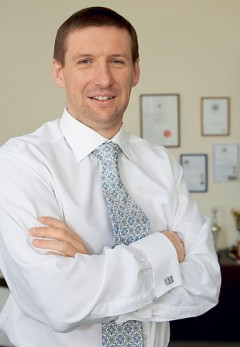 Олег Сосновский - генеральный директор «QBE Украина»