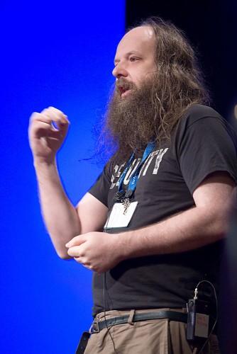 Алан Кокс и Linux